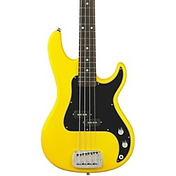 G&L SB-1 Electric Bass Guitar (USED004000 GC-SB1-YLWFVR-)