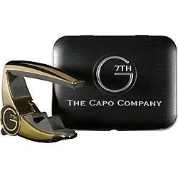 G7th 405 Performance Capo Limited Edition Gold (G7C-Ltd. Edition Gold)