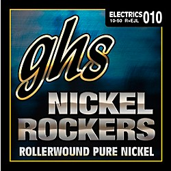 GHS Eric Johnson Signature Series Nickel Rockers Light Electric Guitar Strings (R+EJL)