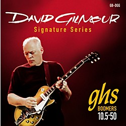 GHS GB-DGG David Gilmour Signature Red Set Electric Guitar Strings (GB-DGG)