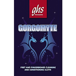 GHS Gorgomyte Fret Cleaning Cloth (A6)
