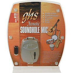 GHS Pro Acoustic Soundhole Microphone with Volume Control (A133)