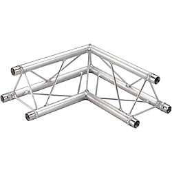 GLOBAL TRUSS 0.5 Meter 2 Way 90 Degree Up / Down Corner Apex Triangle Truss (TR96112-21)