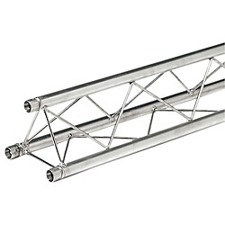 GLOBAL TRUSS 2.5 Meter Mini Triangular Truss Straight Segment (TR96105)