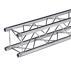 GLOBAL TRUSS 8.20 Foot Light Duty Square Segment Truss (SQF24250)
