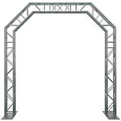 GLOBAL TRUSS F34 Series Arch Truss System (SQ-10x10 F34-002)