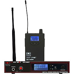 Galaxy Audio AS-1100 UHF WIRELESS PERSONAL MONITOR (USED004000 AS-1100)
