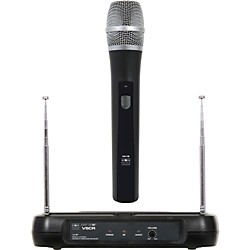 Galaxy Audio Diversity VHF Wireless Handheld Microphone System (USED004000 VSCR/H18V61)