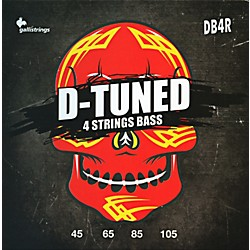 Galli Strings DB4R D-TUNED Bass Strings 45-105 (DB4R)
