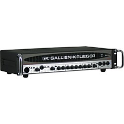 Gallien-Krueger 1001RB-II 700/50W Biamp Bass Head (302-0260-B USED)
