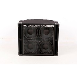 Gallien-Krueger 410RBH 800W 4x10 Bass Cab with Horn (USED005010 301-0130-A)