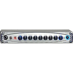 Gallien-Krueger MB800 800W Ultralight Bass Amp Head (USED004000 302-0690-A)