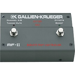 Gallien-Krueger RF-II Footswitch (USED004000 304-2035-B)