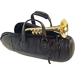 Gard Deluxe Leather Cornet Bag (3-LK)