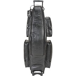 Gard Low Bb Baritone Saxophone Wheelie Bag (107-WBFLK)