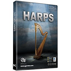 Garritan Harps Software Download (1113-11)