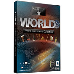Garritan World Instruments Software Download (1113-16)
