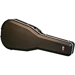 Gator Deluxe ABS Dreadnought Guitar Case (GC-DREAD)