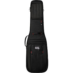 Gator G-PG BASS 2X ProGo Series Ultimate Gig Bag for 2 Bass Guitars (G-PG BASS 2X)