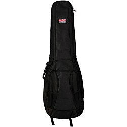 Gator GB-4G-BASSX2 4G Series Gig Bag for 2 Bass Guitars (GB4GBASSX2)