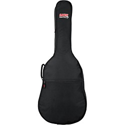 Gator GBE-Mini-Acou Gig Bag for 1/2 to 3/4 Size Guitar (GBE-Mini-Acou)