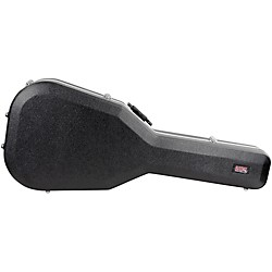 Gator GC-APX Deluxe ABS Acoustic-Electric Guitar Case for Yamaha APX models (GC-APX)