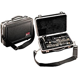 Gator GC Series Deluxe ABS Clarinet Case (GC-Clarinet)