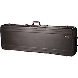 Gator GKPE-61-TSA - 61-Key Keyboard Case with Wheels (GKPE-61-TSA)