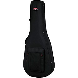 Gator GL-Dread-12 Lightweight Dreadnought Guitar Case for 6 to 12-String Guitars (GL-Dread-12)