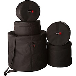 Gator GP-Standard-100 Padded 5-Piece Standard Drum Bag Set (GP-STANDARD 100)