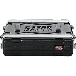 Gator GR-2S Shallow Rack Case (GR-2S)