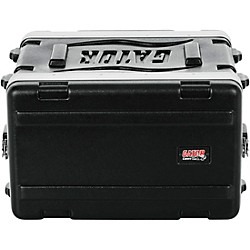 Gator GR-6S ATA 6-Space Shallow Rack Case (GR-6S)