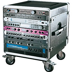 Gator GRC-Base-10 10U Rack Base with Casters (GRC-Base 10)