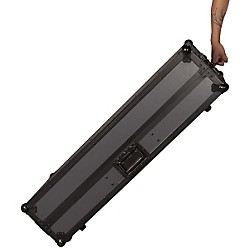 Gator Tour Style DJ Coffin with Arm (G-TOUR COF-SMCD12-ARM1-PL)