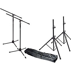 Gear One Garage Band Live Sound Accessories Pack (MG GB LS Kit)