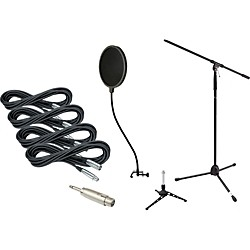 Gear One Garage Band Recording Accessories Pack (MG GB Rec Kit)