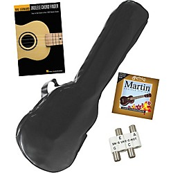 Gear One Ukulele Accessory Starter Pack (Soprano) (KIT888464)