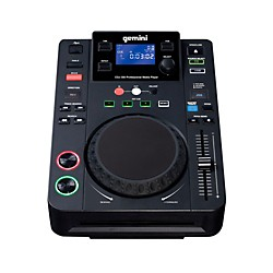 Gemini CDJ-300 Tabletop MP3/CD/USB Deck (USED004000 CDJ-300)