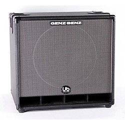 Genz Benz Uber Bass GB115T-UB 1x15 Bass Speaker Cabinet (USED005003 GB115T-UB)