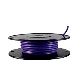 George L's .155 Cable 50' (LT155-PURP)