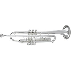 Getzen 590S-S Capri Series Bb Trumpet With 1st Valve Saddle (590S-S)
