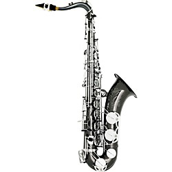 Giardinelli 812 Series Black Nickel Tenor Saxophone (GTS 83PBNS-O)