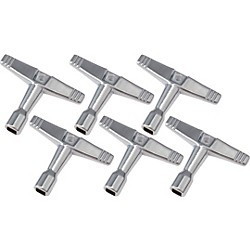 Gibraltar Drum Keys 6-Strip Package (SC-4244/6)