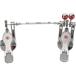 Gibraltar G-Class Double Bass Drum Pedal with Case (9711G-DB)