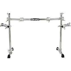 Gibraltar GCS375 Chrome Curved Rack with Wings (GCS375)