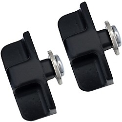 Gibraltar SC-TS Toe Stop for Pedalboards 2-Pack (SC-TS)