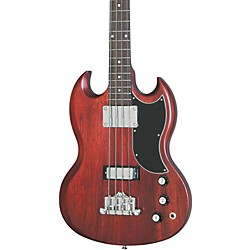 Gibson 2013 SG Faded Limited Edition Bass Guitar (BASFWCCH1)