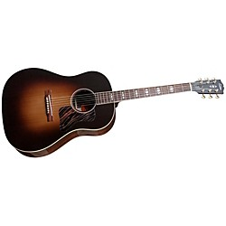 Gibson Advanced Jumbo Red Spruce Elite Acoustic-Electric Guitar (HLAJEVGH1)