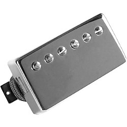 Gibson Burstbucker 2 4-Conductor Wax Potted Humbucker Pickup (IM57B4P-NH)