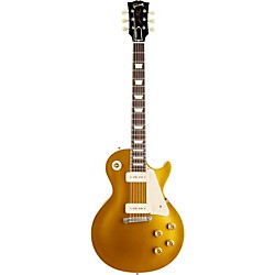 Gibson Custom 1954 Les Paul Goldtop VOS Electric Guitar (LPR44VOAGNH1)